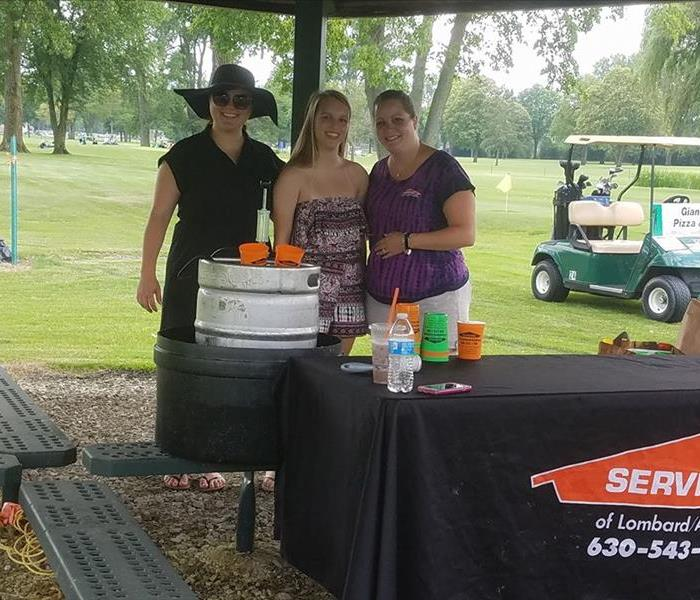 Lombard Area of Chamber of Commerce Golf Outting