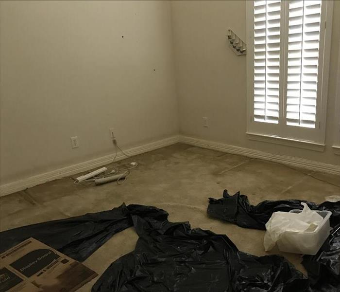Houston, TX Water Damage from Hurricane Harvey